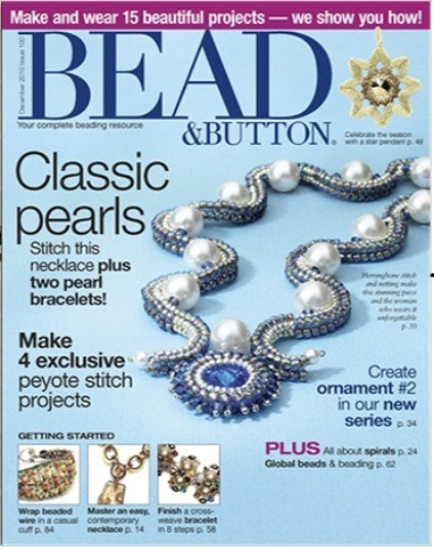 raven beads beading daily 101 jewelry design magazine now available